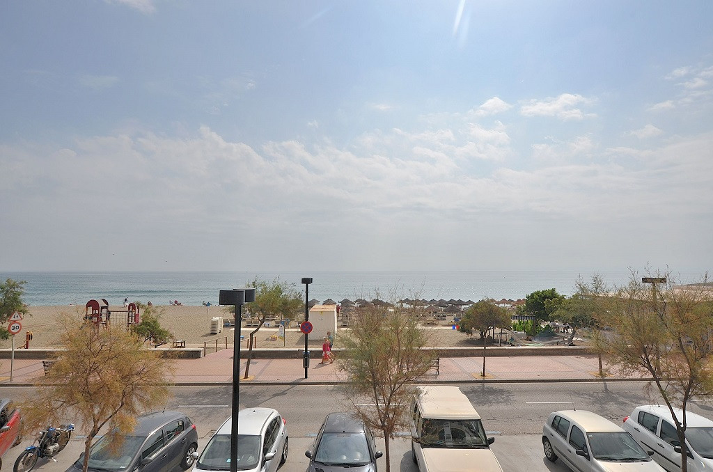 FANTASTIC FRONT LINE BEACH APARTMENT WITH NICE SEA VIEWS located in Fuengirola, the best location wi,Spain