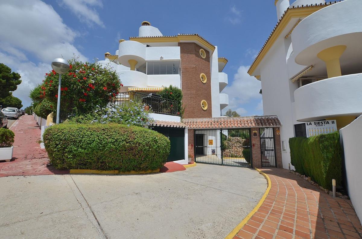 Underground parking for sale located in Sitio de Calahonda urbanization (Mijas Costa) in La Siesta I,Spain