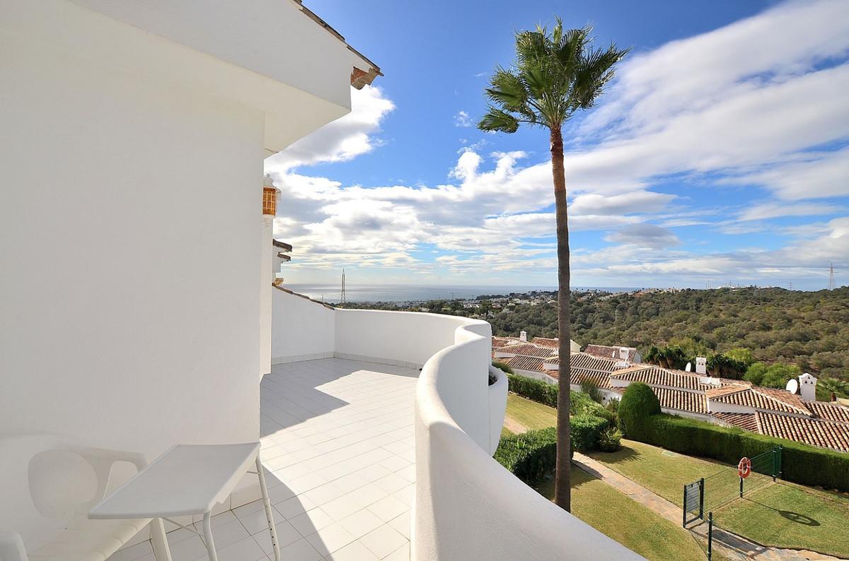 AMAZING PENTHOUSE with BREATHTAKING VIEWS located in Calahonda (Mijas Costa), in the prestigious La ,Spain