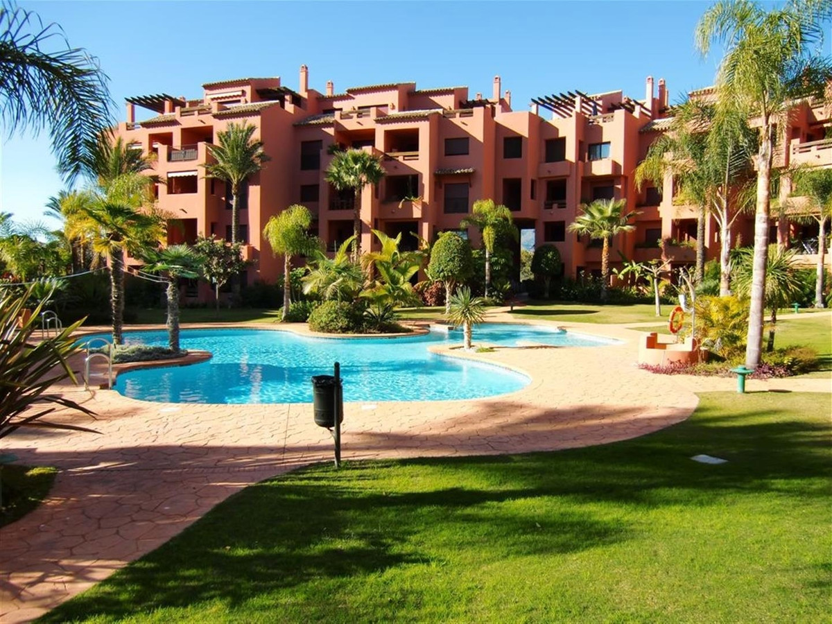 This beautiful ground floor apartment is situated in a frontline beach residential complex offering ,Spain