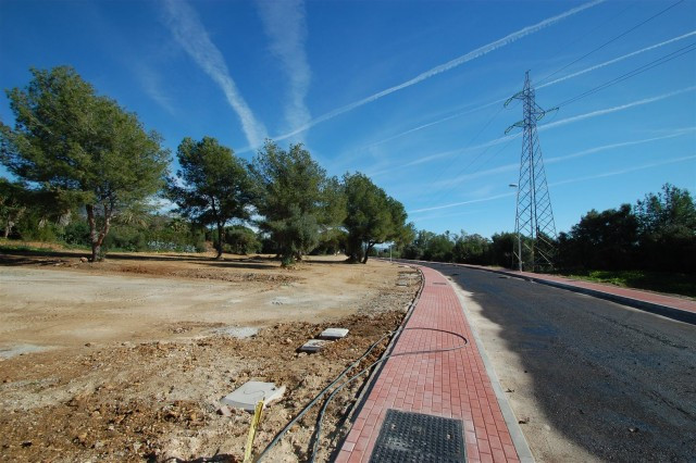 Plots for sale in Nagueles. A selection of 5 plots located in Nagueles, offering nice sea views and ,Spain