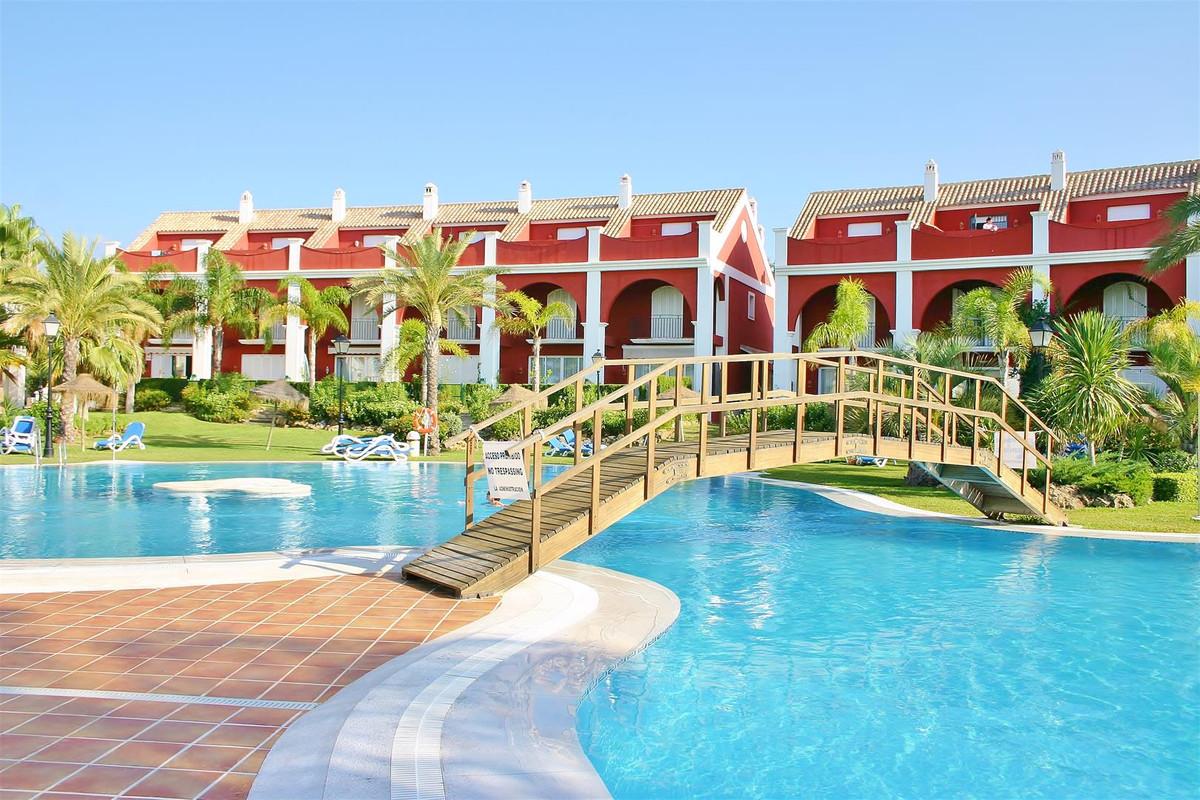 Reihenhaus Stadthaus in Bahía de Marbella R2105528