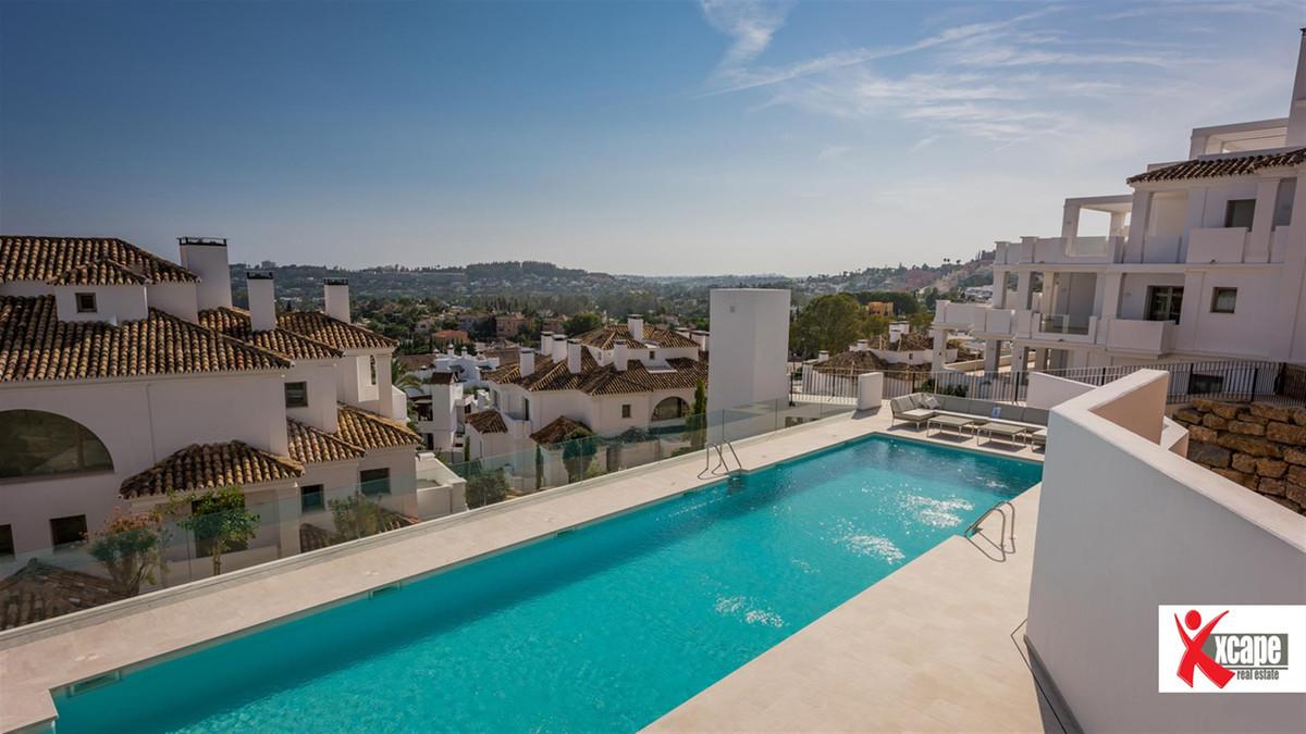 Appartement Rez de Chaussée à Nueva Andalucía R3115966