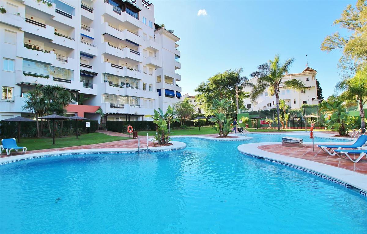 Comfortable apartment for sale close to Ocean Club Puerto Banus, Marbella. Elegant and spacious apar,Spain