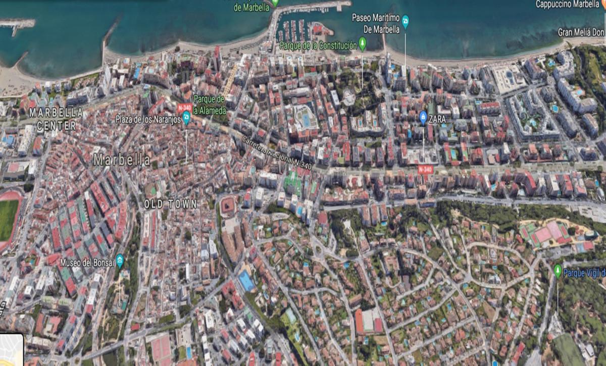 Terrain Résidentiel à Marbella R3478393