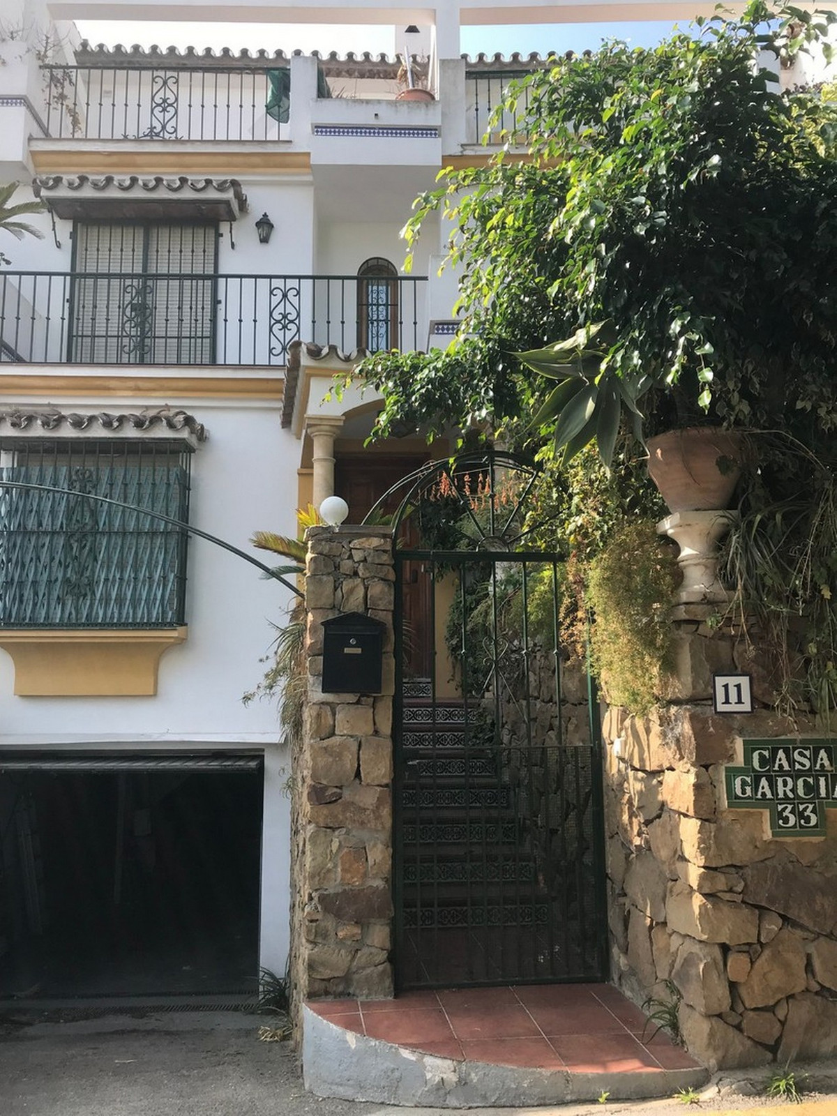 House in Estepona R31860 2