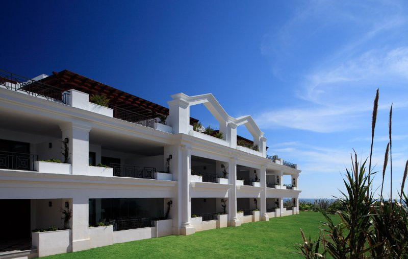 Ground Floor Apartment, Estepona, Costa del Sol. 2 Bedrooms, 2 Bathrooms, Built 128 m², Terrace 40 m,Spain