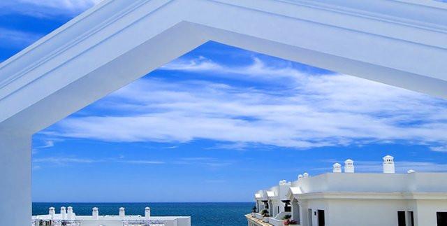 Penthouse, Estepona, Costa del Sol. 3 Bedrooms, 3 Bathrooms, Built 200 m², Terrace 157 m&am,Spain