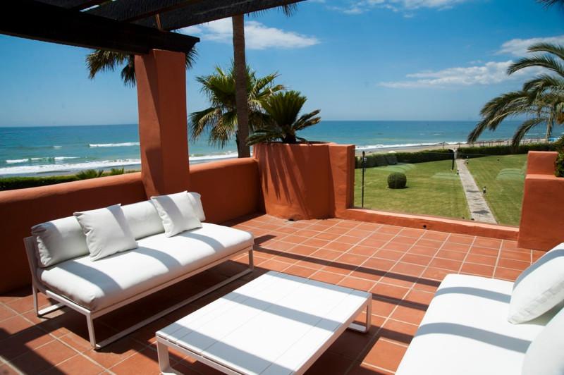 Penthouse in Los Monteros
