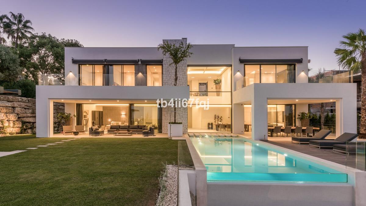 Villa i Benahavís R3208753