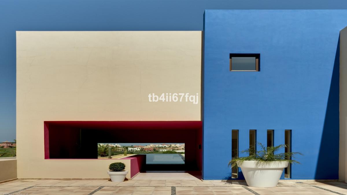 """Detached Villa in Sotogrande.  Villa La Reserva de Sotogrande Unique luxury Mexican stylish """"Lo,Spain"""