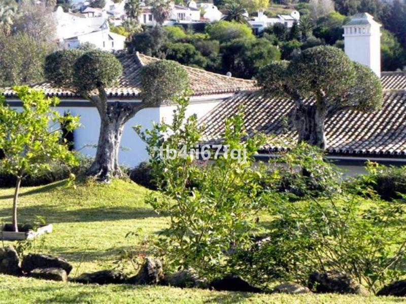 Villa 9 Dormitorios en Venta Sotogrande