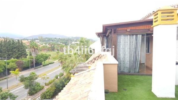 his beautiful penthouse, totally refurbished, 7 minutes' walk from Puerto Banus. It has 3 bedrooms, ,Spain