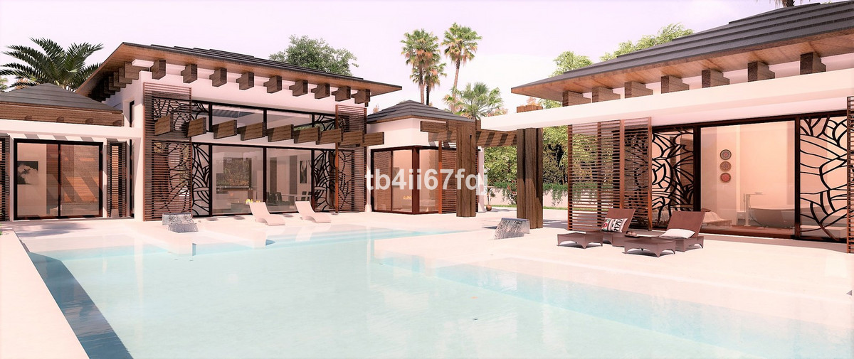 Villa for sale in Bel Air