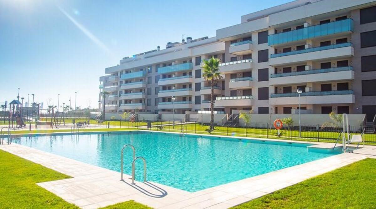 Middle Floor Apartment, Torremolinos, Costa del Sol. 3 Bedrooms, 2 Bathrooms, Built 121 m², Terrace ,Spain