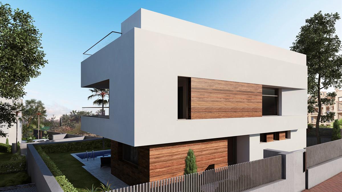 Villa Independiente en El Paraiso, Costa del Sol