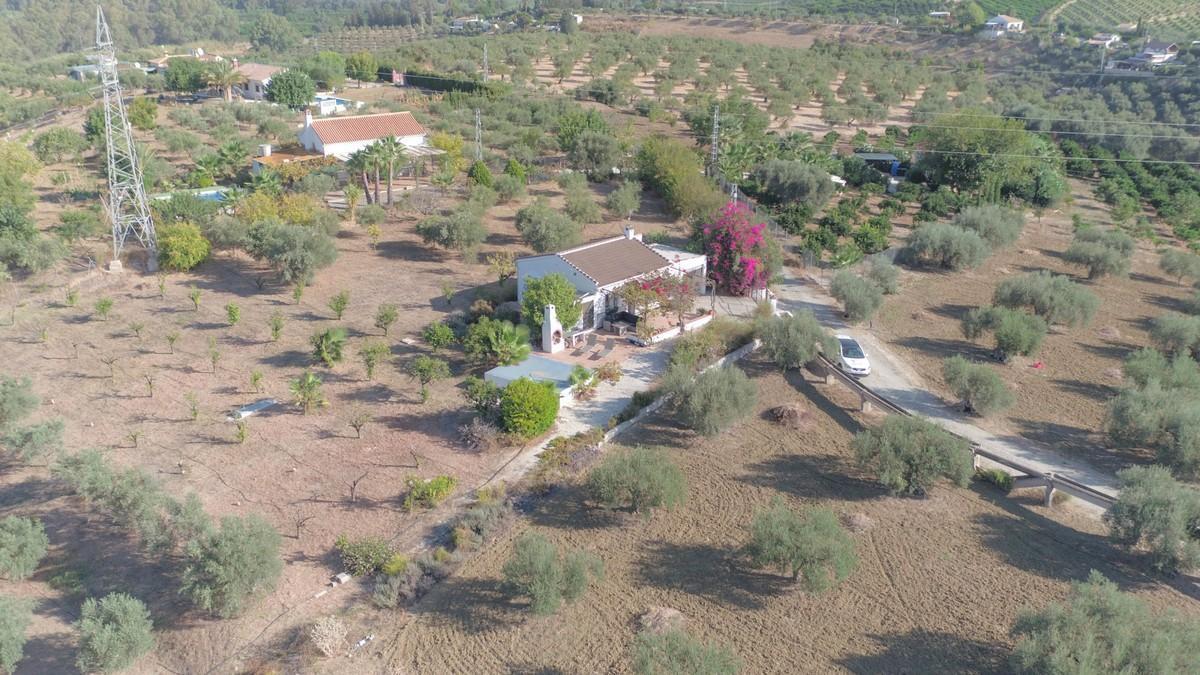 Villa  Finca en venta   en Coín