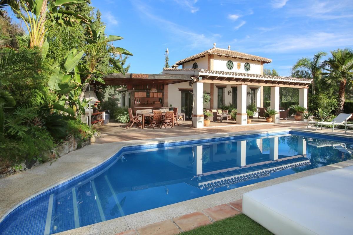Villa Finca 5 Dormitorio(s) en Venta Coín