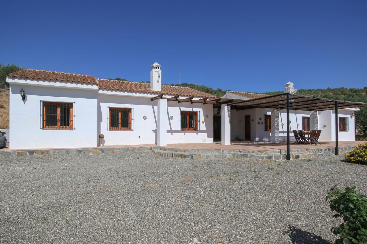 Villa 6 Dormitorios en Venta Tolox