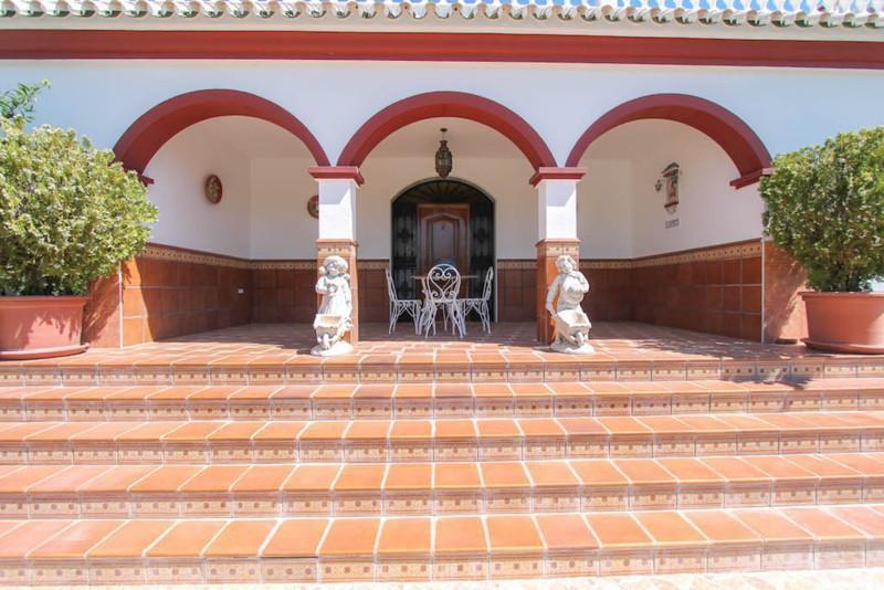 Villa Detached in Guaro, Costa del Sol