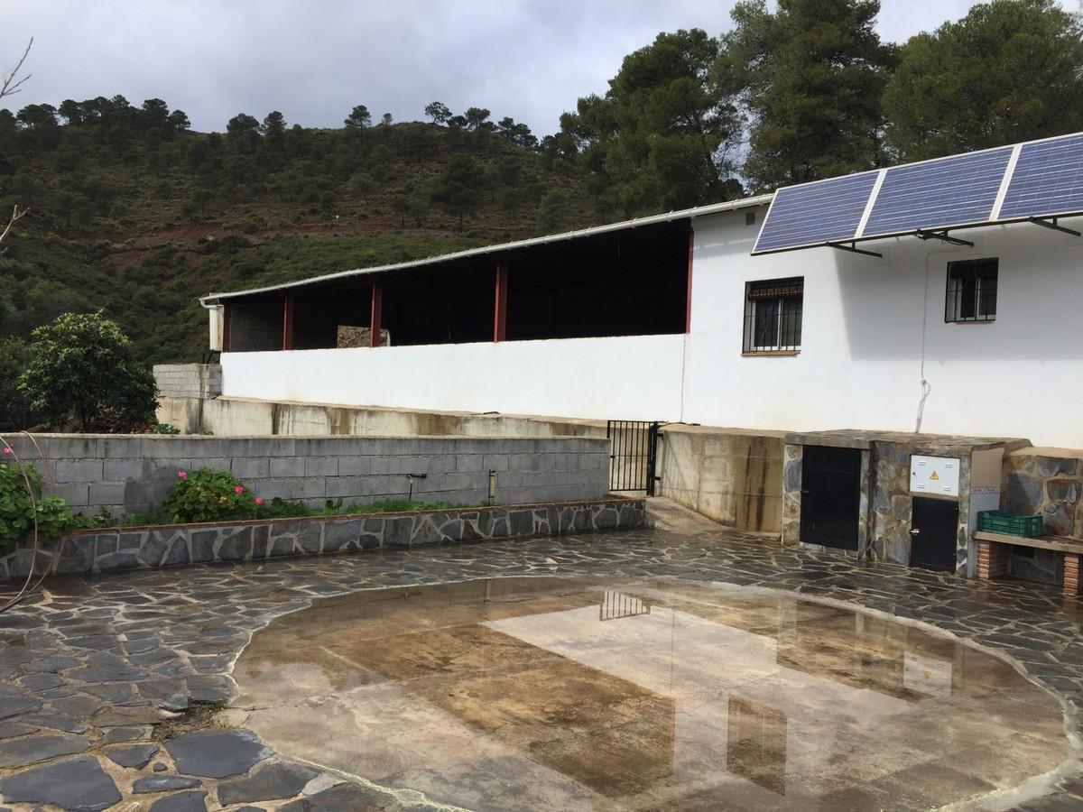 Villa 1 Dormitorios en Venta Tolox