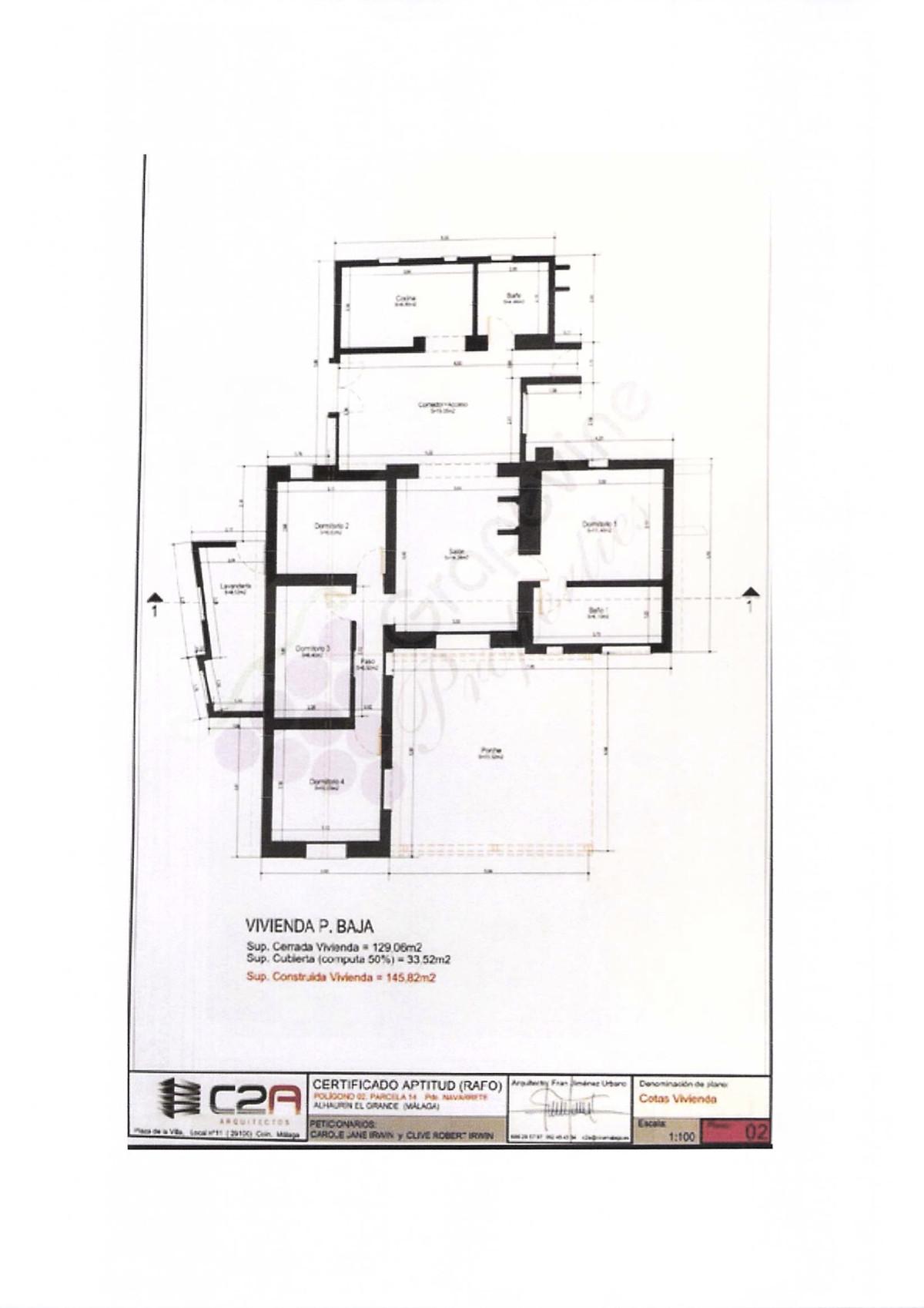 House en Alhaurín el Grande R3202933 43