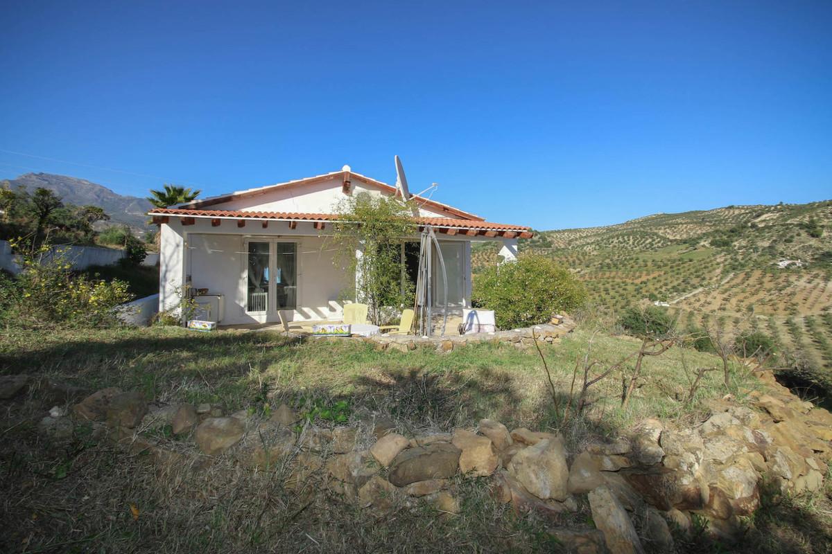 Detached Villa for sale in Tolox