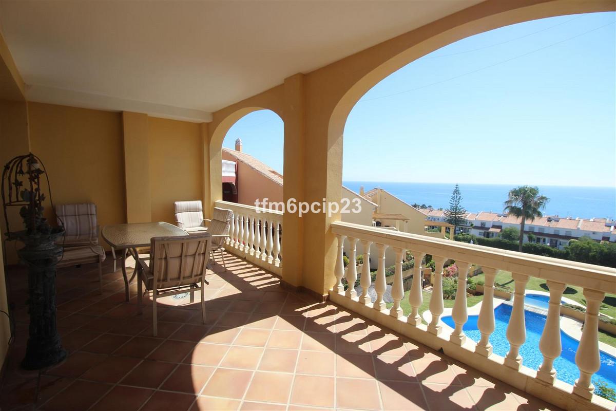 ALDEA GOLF MARTAGINA - MANILVA   * Nice apartment with impressive sea views. * Really large terrace ,Spain