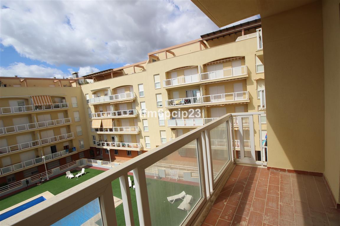 Apartment in San Luis de Sabinillas