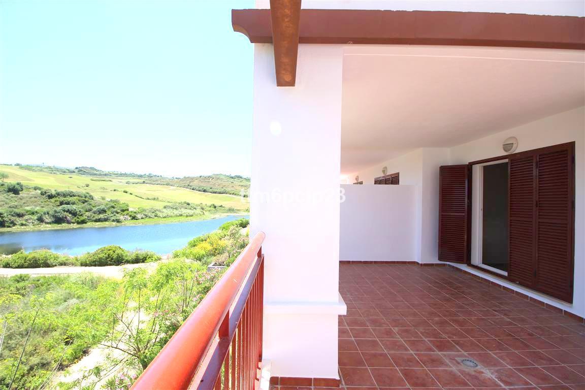 ALCAIDESA SAN ROQUE Front line golf course complex Terrace facing south. 31sqm and 35sqm patio  * La,Spain