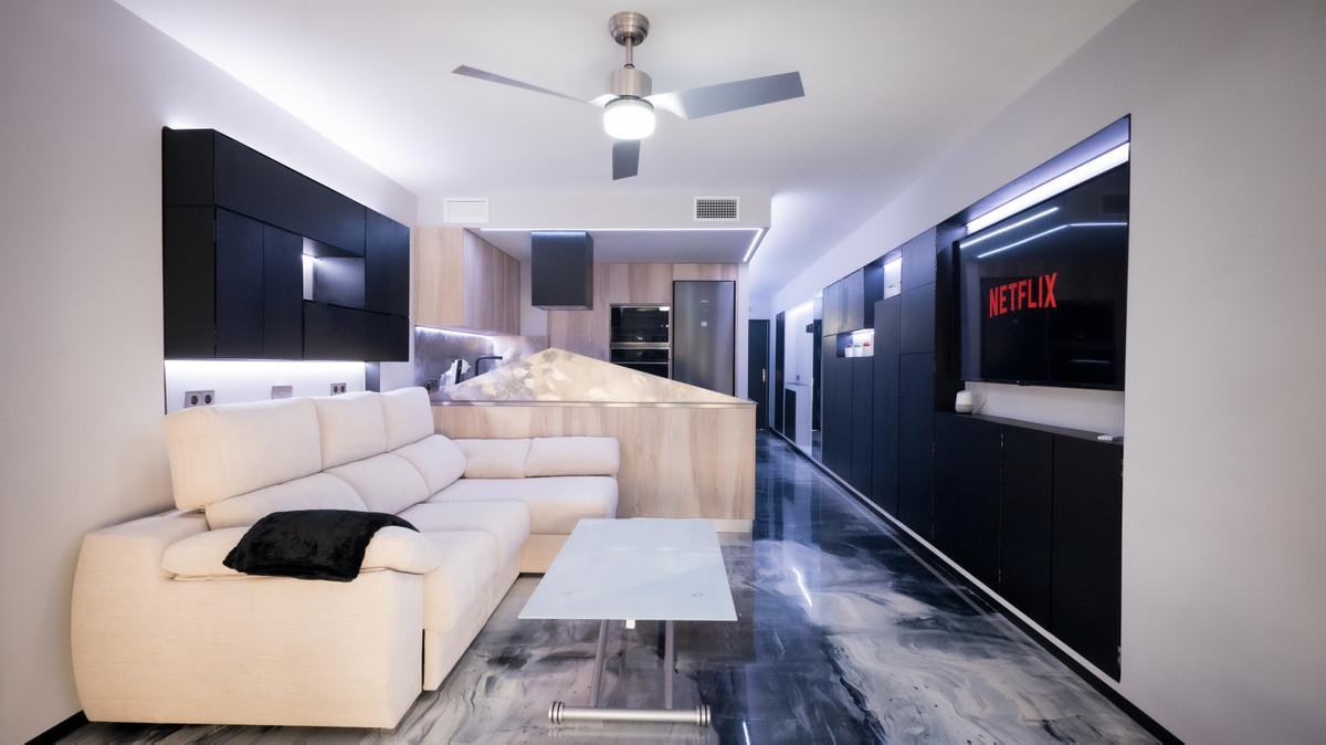 Apartment Middle Floor in Marbella, Costa del Sol