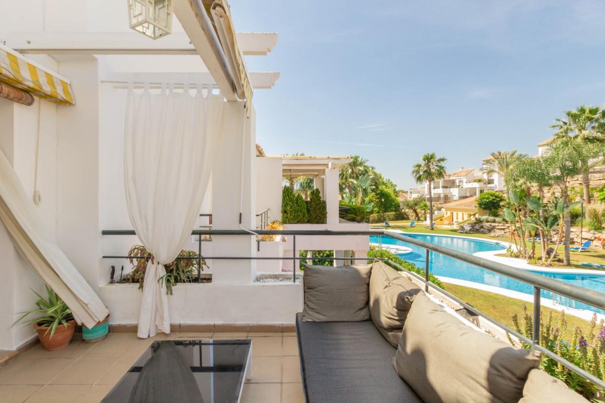 Beautiful first floor apartment in Nueva Andalucia urbanization.  This beautiful apartment consists ,Spain