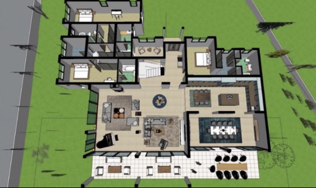 7 Bedroom Detached Villa For Sale El Rosario