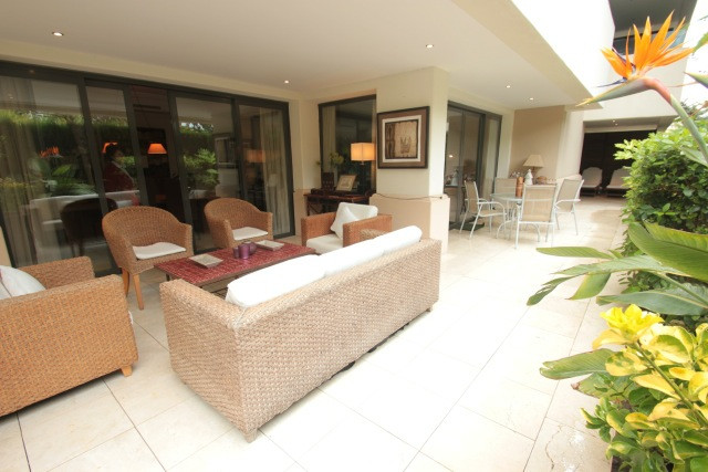 Luxury Ground Floor Apartment in Los Monteros  This excellent and luxury ground-floor apartment is s,Spain