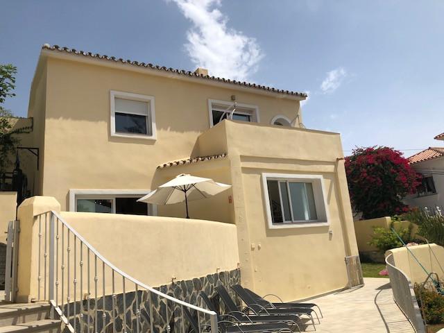 3 Bedroom 2 Bathroom Villa only 5 minutes walk to the beautiful beach located in El Faro, Mijas and ,Spain