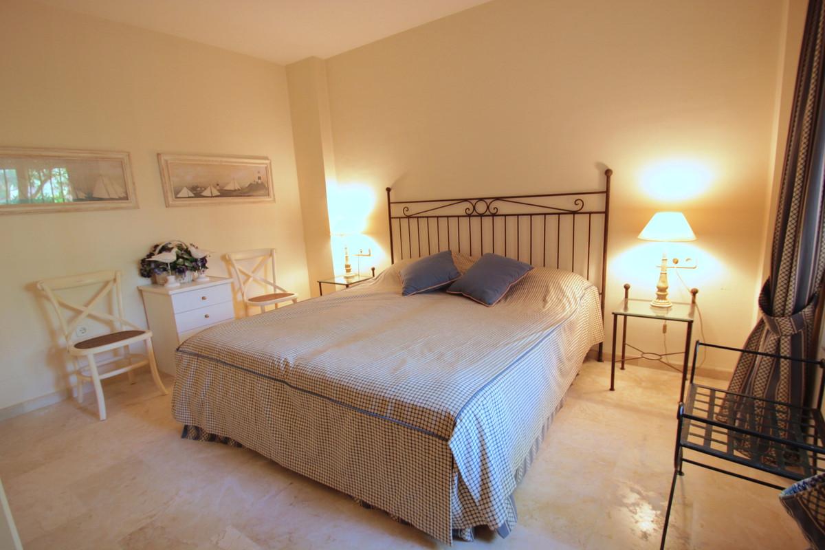 3 Bedroom Ground Floor Apartment For Sale Elviria