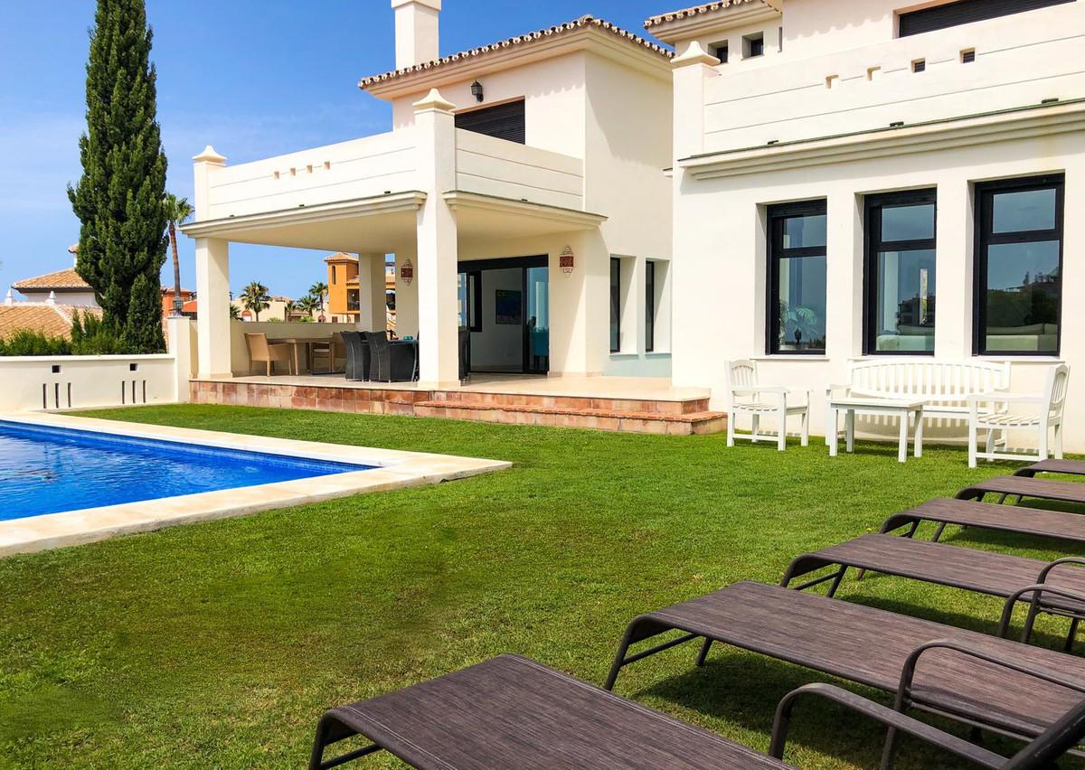 Luxury 5 bedroom 4 bathroom villa in Riviera del Sol, Mijas Costa with fantastic sea views and of th,Spain