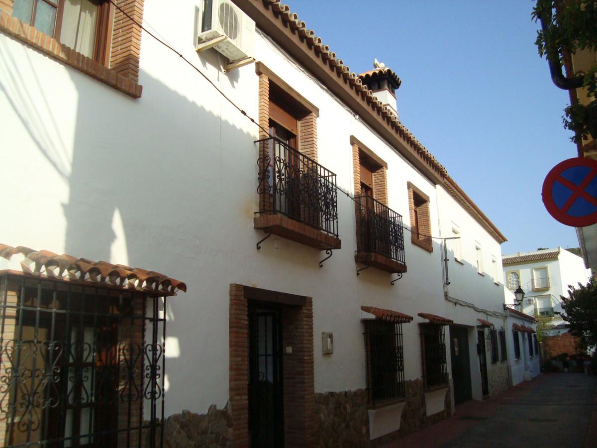 Villa, Semi Individuelle  en vente    à Casares Pueblo