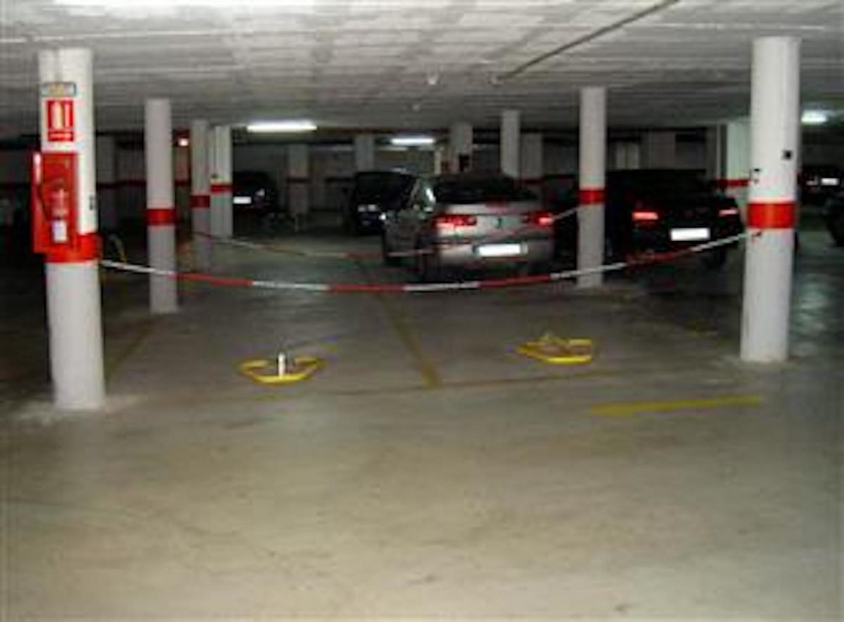 Parking Space For Sale Estepona