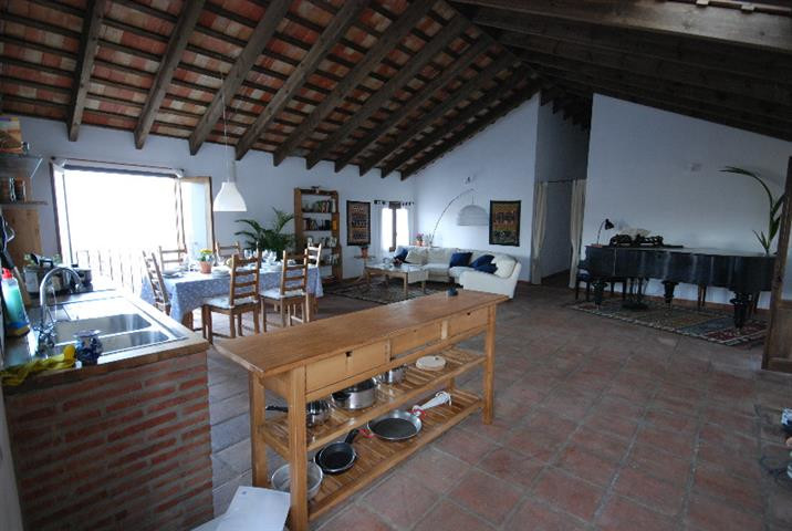Semi-Detached House, Jimena de la Frontera, Costa de la Luz. Built 336 m².  Setting : Village, Mount,Spain