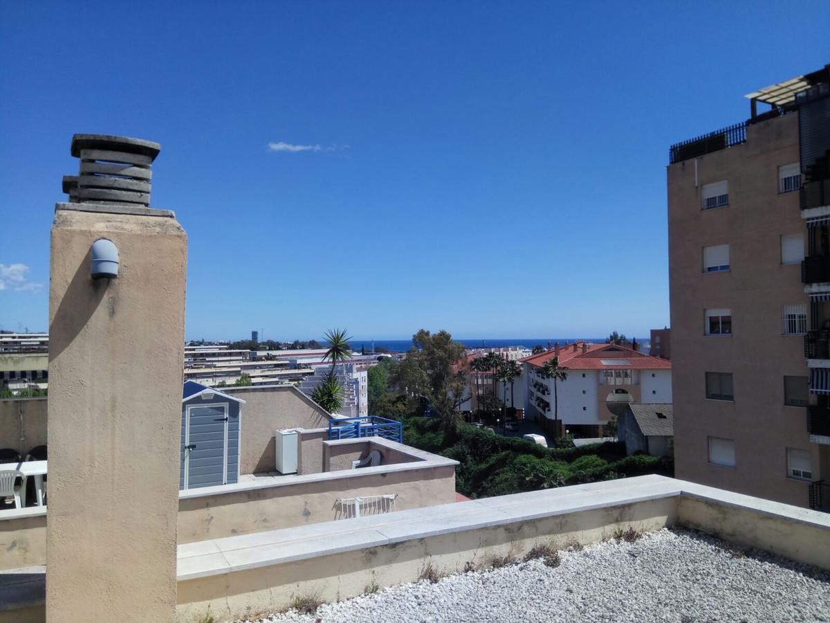 Duplex penthouse in the center of Marbella.  Penthouse, Marbella, Costa del Sol. 3 Bedrooms, 2 Bathr,Spain