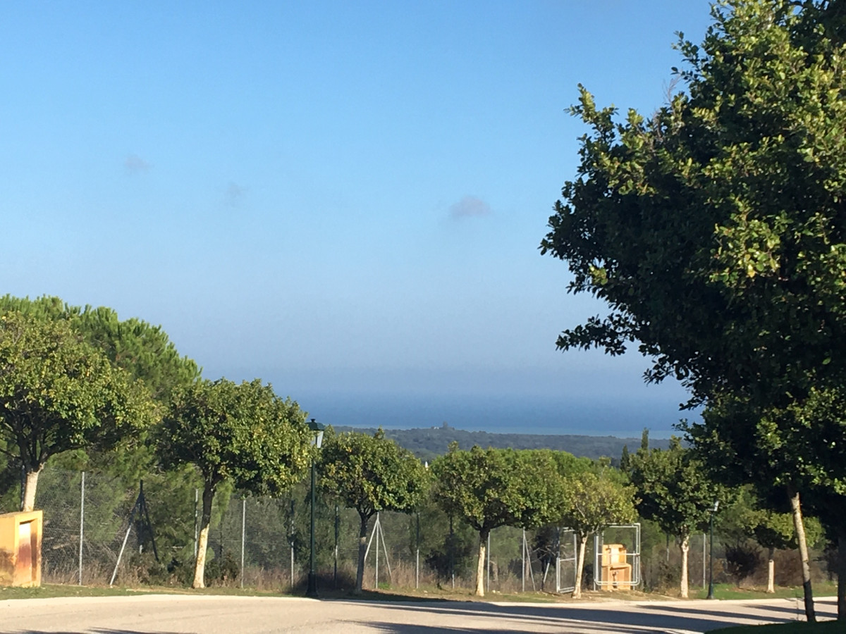 Magnificent plot in Sotogrande next to the Hotel Almenara, with views to the sea and the golf course,Spain