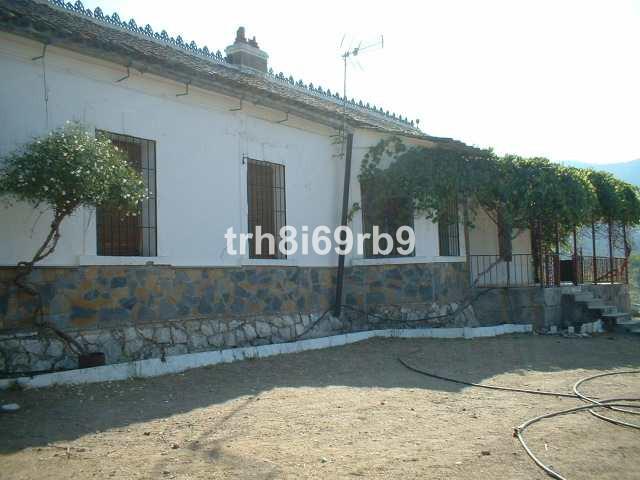 Cortes De La Frontera Spain