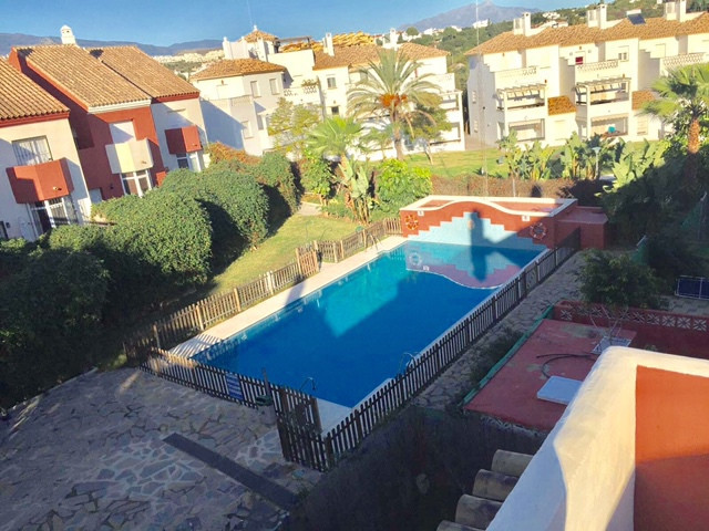 LUXURY TOWNHOUSE ALONG THE NEW GOLDEN MILE   A three level, luxury townhouse with plenty of outdoor ,Spain