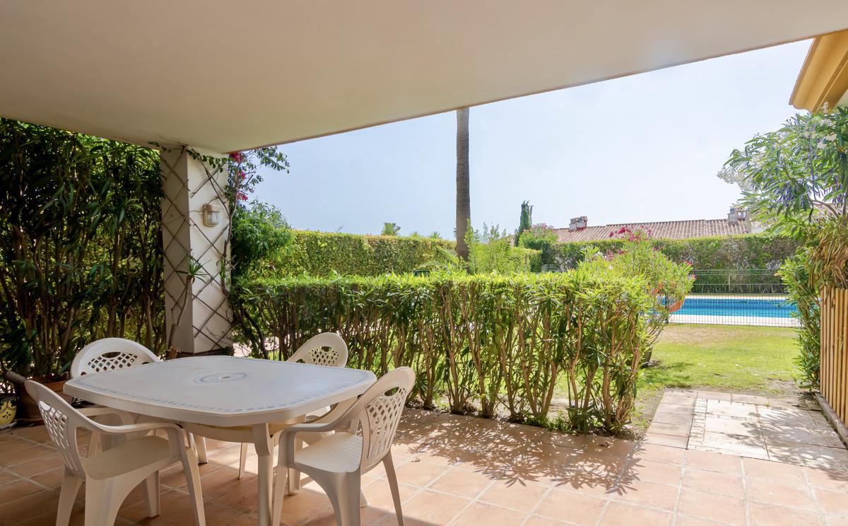 Appartement  Rez-de-chaussée en vente   à Manilva