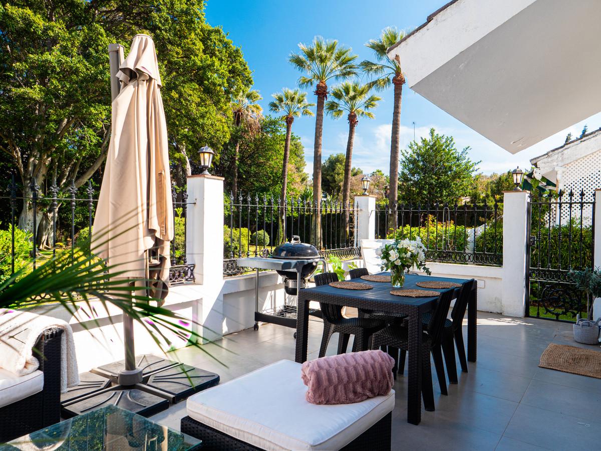 Appartement  Rez-de-chaussée en vente   à Málaga