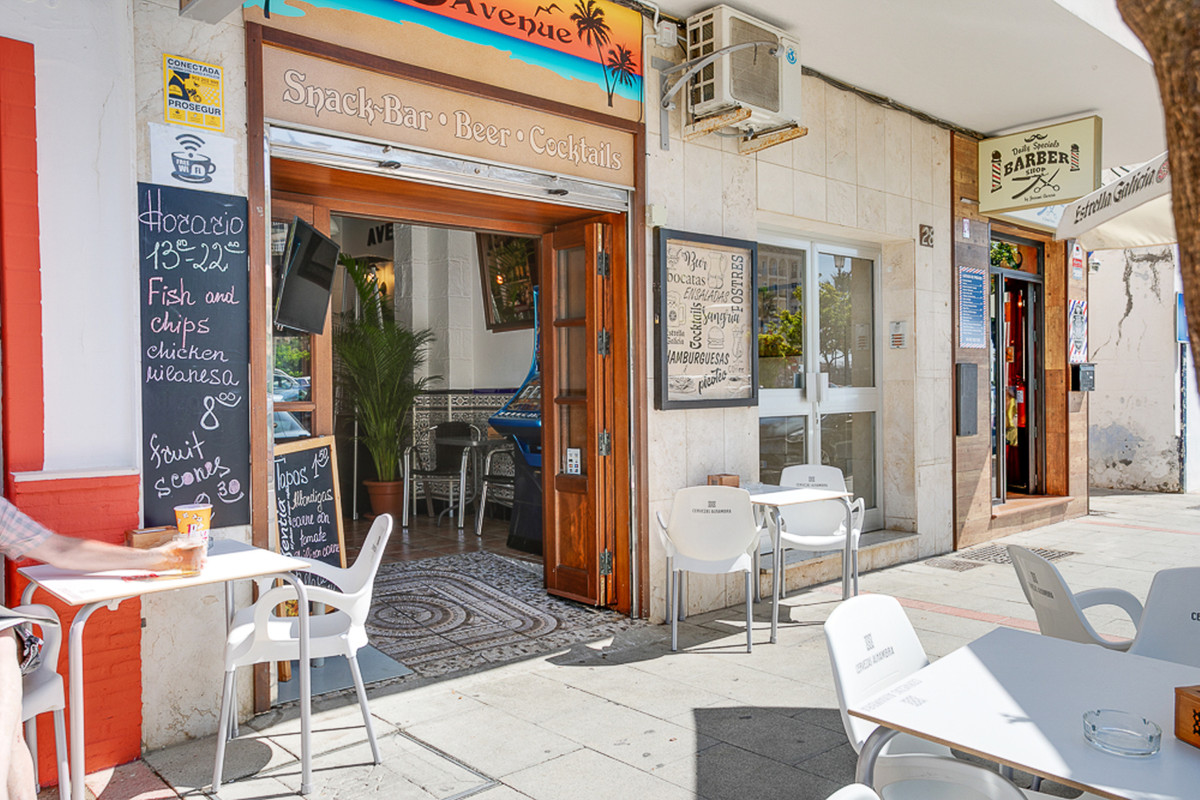 Commerce, Bar  en vente    à Estepona