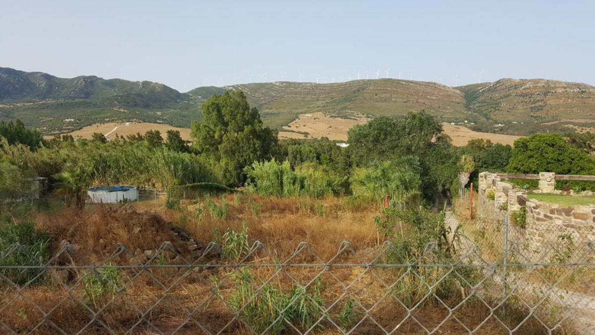 Large plot of land very close to the beaches of Taraifa and Valdevaqueros.   Land, Tarifa, Costa de ,Spain