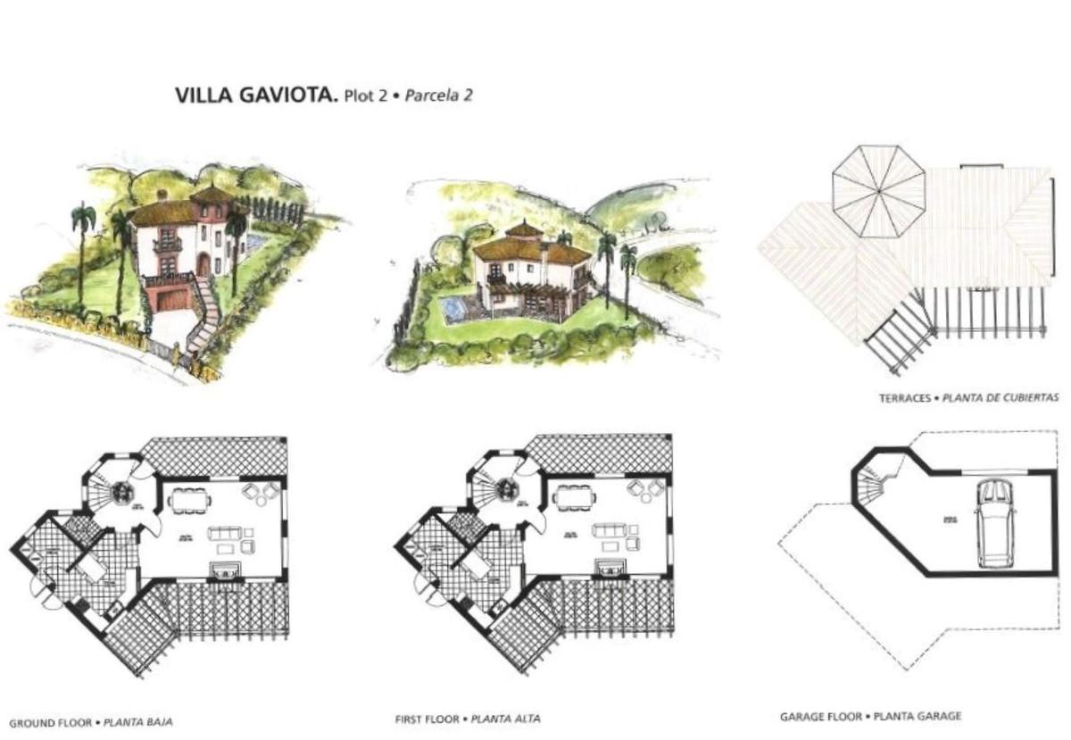 Plot/Land for sale in Punta Chullera, Costa del Sol