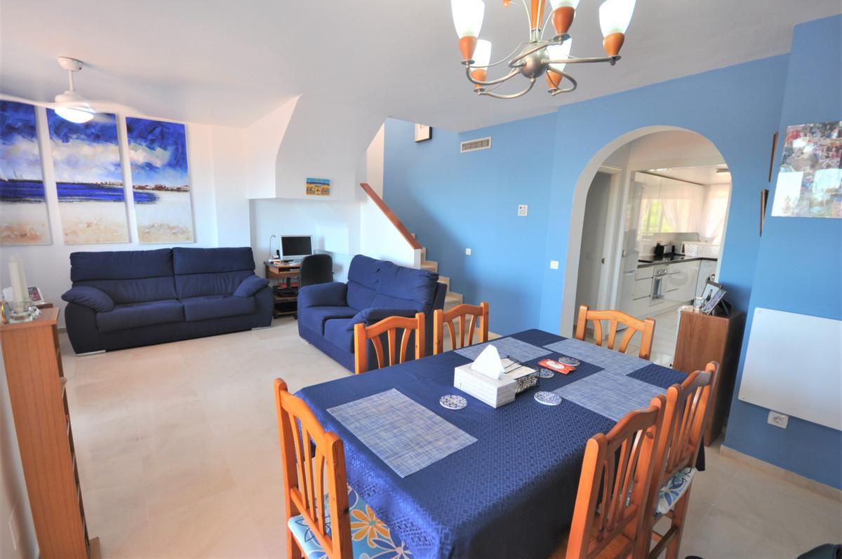 Apartment Penthouse in Casares Playa, Costa del Sol